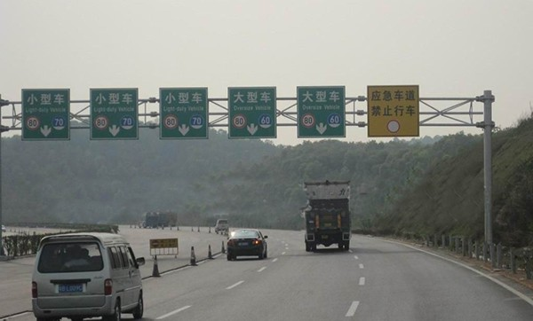 泰安道路标志杆