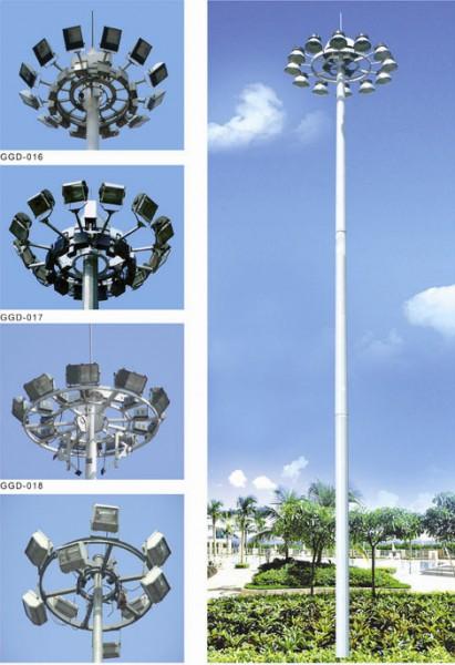 威海高杆灯