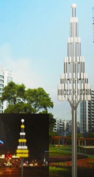 泰安景观灯
