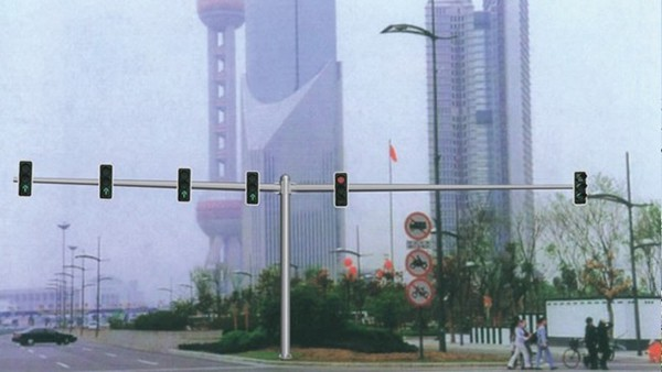 泰安交通信号杆