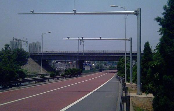 淄博交通监控杆