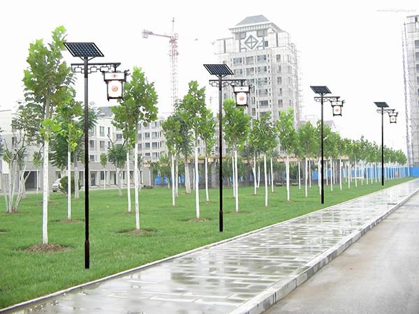 菏泽太阳能庭院灯